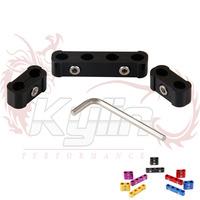KYLIN STORE ---   Engine Spark Plug Line Wires Separator Divider Clamp Kit for 8mm 9mm 10mm EA014B
