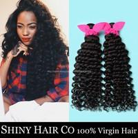 5 Bundles Malaysian Virgin Hair Deep Wave Natural Black Unprocessed Human Hair Weave Vip Beauty Hair Malaysian Curly King Hair