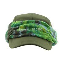 Traveler  Warm Sun Hat Multiple UseCap Windproof  Muffler Cap Visor TR-15139