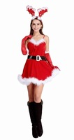 ML8062 New Arrival Sexy Christmas Dress