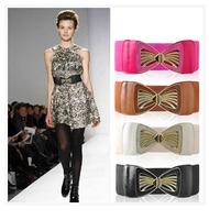 2015 NEW belts for women luxury belt brand business casual women belt most popular weaving knitted Both women belt
