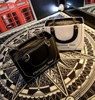 Fall 2014 new European and American fashion casual handbag,genuine leather bag,women bag,women handbag,evening bag