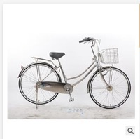 In 2015 the new 24-inch bike/car/women mother and child/bike/the child's bike/Retro bicycle