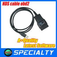 Lowest price 2014 100% Quality A+ HDS OBD2 Diagnostic Cable