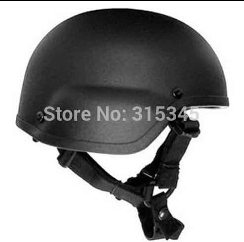 Black Pasgt kevlar Bullet Proof Helmet Protection Level NIJ 3A PASGT American Style M88 Ballistic Helmet Bulletproof IIIA Pasgt(China (Mainland))