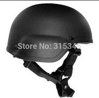 Black Pasgt kevlar Bullet Proof Helmet Protection Level NIJ 3A PASGT American Style M88 Ballistic Helmet Bulletproof IIIA Pasgt