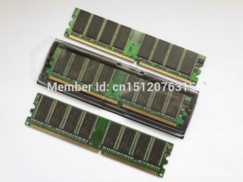 Low-Density 2GB(2x1GB) DDR400 PC3200 400MHZ memory DIMM 184PIN Ram 64Mx8 CL3(China (Mainland))