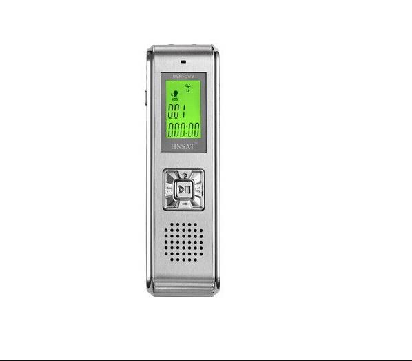 New 2GB Professional Digital Voice Recorder USB 2.0 DVR-268 free shipping(China (Mainland))