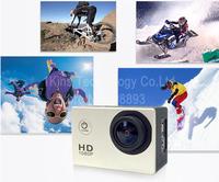 Camcorders  Action Camera Waterproof Camera 1080P Full HD Helmet Camera Underwater Sport DV 170 Wide Angle G Senor Motor - Gopro