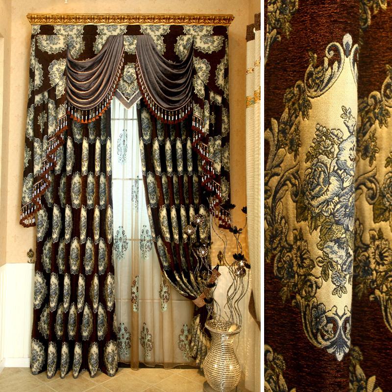 Online kaufen gro handel elegante gardinen aus china for Elegante gardinen