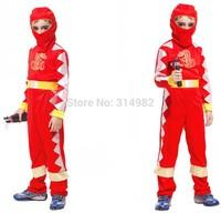 Hot Selling Halloween Naruto Costume Kids Masquerade Carnival Fancy Dress Free Shipping