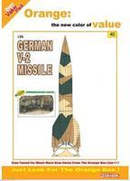 Dragon model 9140 1/35 German V-2 Missile