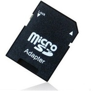 TF card mobile phone memory card switching camera SD storage card, MICRO SD convert to SD card adapter converter