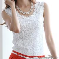 new fashion slim spaghetti strap top lace tank tops women sleeveless tops for women
