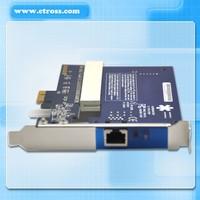 TE110P-E E1 card T1 card ISDN PRI card support SS7 voip ippbx call center trixbox elastix