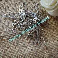 u shaped hang tag Fancy safety pins