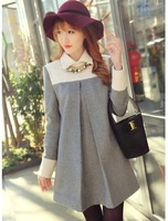 A Style Plus Size Winter/Autumn Motherhood Clothes for Pregnant Women Maternity Dresses Pregnancy Tops Clothing Spring