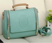 2014 NE FASHION  WOMEN BAGS SHOULDER  HANDBAGS TOTE COSMETIC BAGS MESSAGE BAGS size:(25*25*14.5)cm HB03