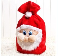 2014 christmas decoration, Christmas gift bag, 2pcs/lot