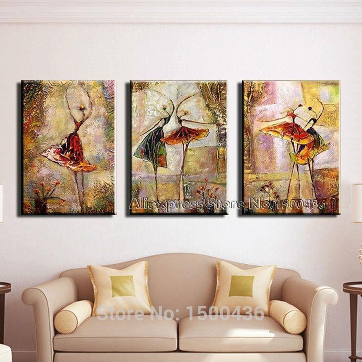 3 piece canvas wall art sets inarace
