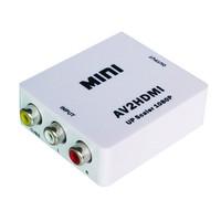 Mini AV to HDMI hd video Converter RCA to HDM CVBS to HDMI 1080P adapter