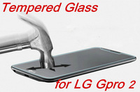 For LG G Pro 2 Screen Film Guard, Explosion-Proof Transparency Tempered Glass LCD Protector for LG Optimus G Pro 2 Pro2 LG-F350