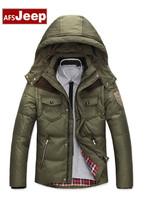 2013 camel Winter New Arrival High Quality Men's Stand Collar Zipper Stripe Warm Cotton down Jacket Sports Coat L-XXXL m22