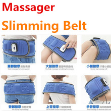X5 times rejection of fat thin waist slimming belt Loss Weight New Slender Fat Burning fat belly buster Massager