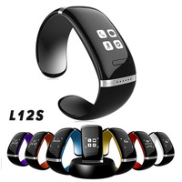 Bluetooth Smart Watch Bracelet L12S U Smartwatch Pedometer/ Anti-lost/ Sync Music for iPhone Samsung HTC Android Smartphones