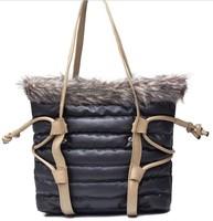 2013 autumn and winter fashion PU leather bag shoulder bag brief all-match women's handbag