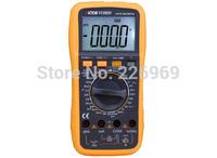 Free shipping VICTOR  9806+ 4 1/2 High precision Digital Multimeter professional Voltmeter Ammeter Capacimeter tester