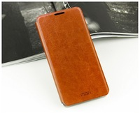 High Quality Mofi Brand ZTE V5 MAX Leather Case PU Protective Case For ZTE V5 MAX Mobile Phone Free Screen Free Shipping