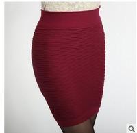 free shipping new 2014 skirts womens skirts female midi skirt solid color slim skinny sexy mini  AZ134
