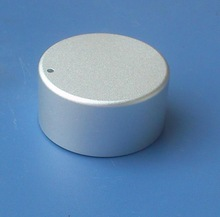 Diameter 44 mm height 22 mm Aluminum amplifier chassis knob/Volume knobs /HiFi audio parts/Accessories