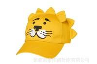 2014-2015 New Children Cap Lion Hats Sunbonnet Original Order Hats Baby Hat  Baseball Beach 4 Size 44-46cm,46-48,48-50,52-54cm
