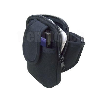 Молнии спорт повязки чехол мешок для HTC M8 мини