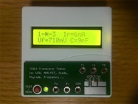 M328 transistor tester kit can be measured LCR / transistor / MOSFET / SCR