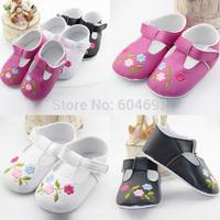 Free ShippingAll kinds of first walker Newborn baby shoes sapato bebe pink princess children girls shoes newborn brand kids infa