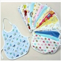 Foreign trade special waterproof bib, bib, baby waterproof baby saliva towels, in large, very affordable