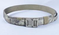 TMC Hard 1.5 Inch Shooter Belt Velcro Military Belt For Men In Kryptek Mandrake+Free shipping(SKU12050301)