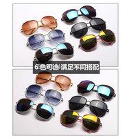 lentes de sol UV400 sunglasses popular in USA and Europe Market unisex sporty design mixed colors
