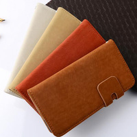 Soft Luxury Wallet Leather Case For iPhone 6 With Stand Flip Book Design With Card Holder Phone Cases Cover For iPhone6 4.7inch