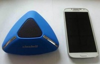 Portable Audio Player Triangle bluetooth speaker Individuality triangle bluetooth mini speaker card small speaker   ZKT
