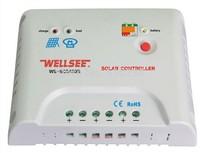 solar controller WS-SC2430B 30A wellsee intelligent solar controller LED display