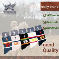 High Quality Men's Socks100% cotton classic Business men's socks warm adults HCJ POLO Brand letters Sport Sock US size 39-44