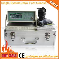 The Lastest high quality detox foot spa machine