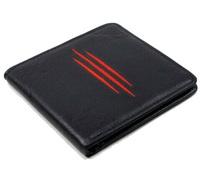 Diablo LOGO leather Wallets Free shipping