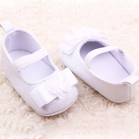 Free ShippingNew 2014 Newborn Baby Shoes Prewalker First Walkers Lovely baby Sneakers Infantil Kids Girls Princess ShoesFree&Dro