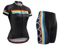 NEW Girl cycling jersey women cycling clothing Lady cycling wear short (bib) suit-castelli-10D XS~4XL Free Shipping
