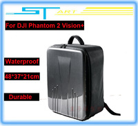 2014 New Fashion Backpack Waterproof bag for DJI Phantom 2 Vision plus FC40 X350 pro GPS RC drone Quadcopter Free shipping